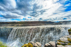 Dettifoss Stock Photos
