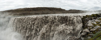 Dettifoss Stock Photography