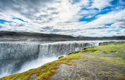 Dettifoss Royalty Free Stock Photography