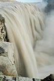 Dettifoss-Wasserfall, Island Lizenzfreies Stockfoto