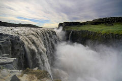 Dettifoss waterfall Stock Image