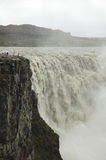 Dettifoss waterfall, Iceland. Royalty Free Stock Photo