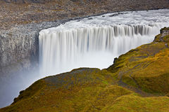 Dettifoss Waterfall, Iceland Royalty Free Stock Photography