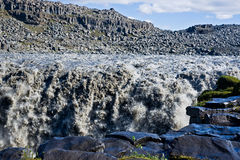Dettifoss waterfall, Iceland Royalty Free Stock Image
