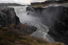 Dettifoss Royalty Free Stock Photo