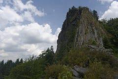 Detunatele, montagnes d'Apuseni, Roumanie Photographie stock libre de droits