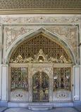 Deur 1 van het paleis Royalty-vrije Stock Foto