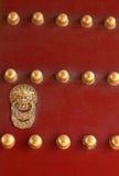 Deur bij de Tempel van Hemel Royalty-vrije Stock Fotografie