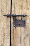 deur slot Royalty-vrije Stock Fotografie