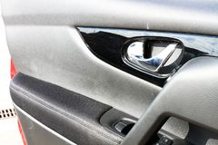 Deur van de auto Stock Afbeeldingen