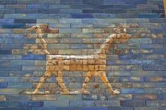 Deur van Ishtar Royalty-vrije Stock Fotografie