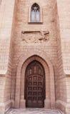 Deur van kerk 3 Stock Afbeeldingen