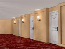 deuren Royalty-vrije Stock Fotografie