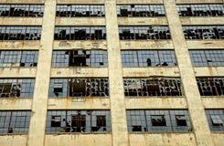 Deuren en vensters Stock Afbeelding