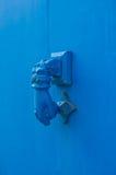Deurhandvat/kloppers in Ibiza Royalty-vrije Stock Afbeeldingen