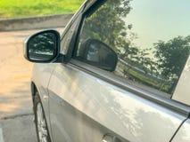 Deurhandvat van de auto Royalty-vrije Stock Afbeelding