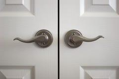 Deurknoppen stock fotografie