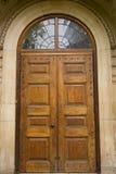 deuropening Royalty-vrije Stock Afbeeldingen