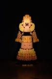 Deus asteca por Vivan Sundaram Imagens de Stock Royalty Free