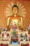 Deus budista fotografia de stock
