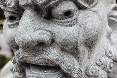 Deus chinês Imagem de Stock Royalty Free