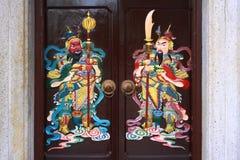 Deus da porta Foto de Stock Royalty Free