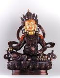 Deus da riqueza Dzambala Imagem de Stock