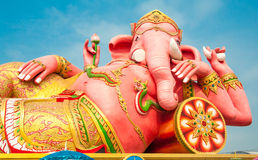 Deus de Ganesh fotos de stock royalty free