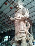 Deus de Guan fotografia de stock royalty free