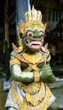Deus do Balinese (verde) Fotos de Stock
