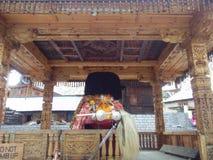 Deus do chhitkul Ji de Mata Devi foto de stock royalty free