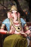 Deus do elefante Fotos de Stock Royalty Free