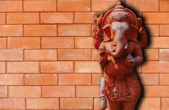 Deus do elefante Foto de Stock