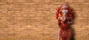 Deus do elefante Imagem de Stock