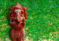 Deus do elefante Fotografia de Stock Royalty Free
