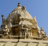 Deus do macaco de Hanumana fotografia de stock