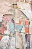 Deus egípcio antigo Khnum fotografia de stock