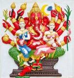 Deus Ganesha da Índia ou deus do sucesso fotografia de stock royalty free