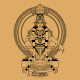 Deus Hindu Fotografia de Stock