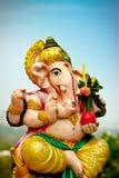 Deus hindu de Ganesh imagens de stock