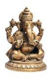 Deus Hindu Ganesh imagem de stock
