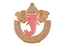 Deus Hindu Ganesh Foto de Stock Royalty Free