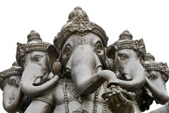 Deus hindu Ganesh Fotos de Stock Royalty Free