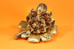 Deus hindu Ganesh ou Ganapati imagens de stock royalty free