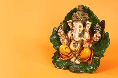Deus hindu Ganesh ou Ganapati imagens de stock