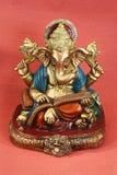Deus hindu Ganesh ou Ganapati fotografia de stock royalty free