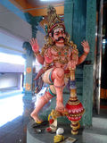 Deus indiano Imagem de Stock Royalty Free
