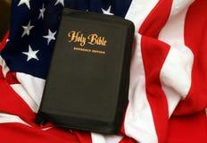 Deus um país 3 Foto de Stock
