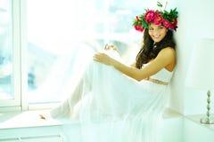 Deusa grega Fotos de Stock Royalty Free