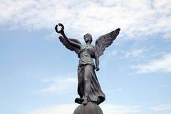 Deusa grega da vitória Fotografia de Stock Royalty Free